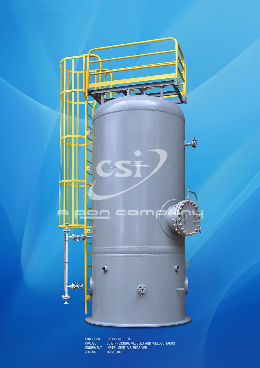 Csi Oil Amp Gas Pte Ltd