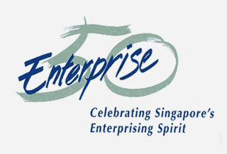 SINGAPORE ENTERPRISING SPIRIT AWARD